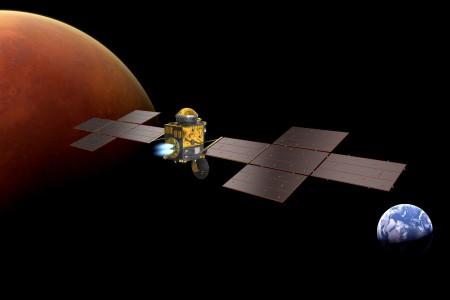 Avr. 21 - EREMS contribue au retour d'échantillons martiens